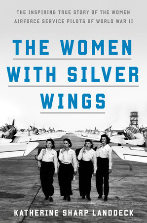 The Women with Silver Wings by Katherine Sharp Landdeck