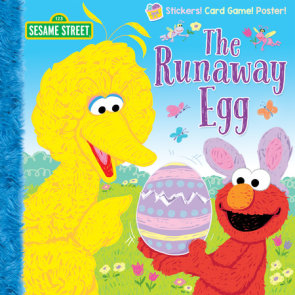 The Runaway Egg (Sesame Street)