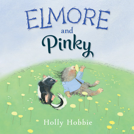 Elmore and Pinky by Holly Hobbie