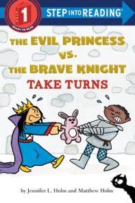 The Evil Princess vs. the Brave Knight: Take Turns