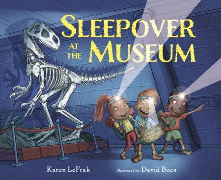 Sleepover at the Museum by Karen LeFrak