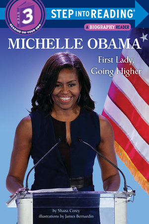 Michelle Obama by Shana Corey