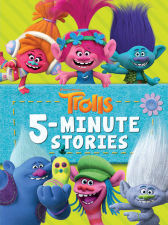 Trolls 5-Minute Stories (DreamWorks Trolls) by Random House