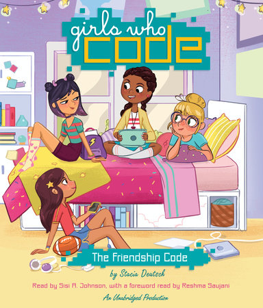 The Friendship Code #1 by Stacia Deutsch