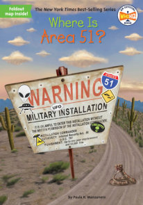 Where Is Area 51?