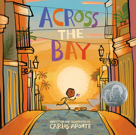 Across the Bay by Carlos Aponte