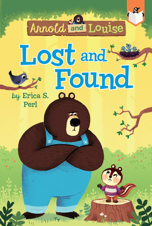 Lost and Found #2 by Erica S. Perl; illustrated by Chris Chatterton