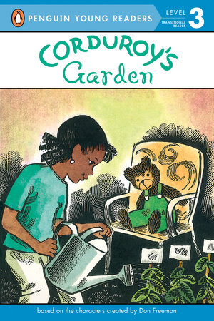 Corduroy's Garden by Don Freeman and Alison Inches