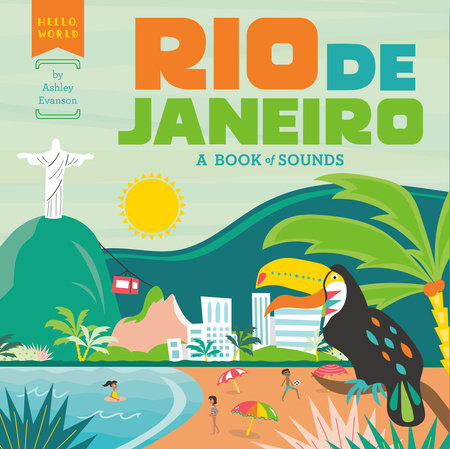 Rio de Janeiro by Ashley Evanson
