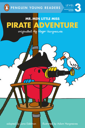 Pirate Adventure by Adam Hargreaves