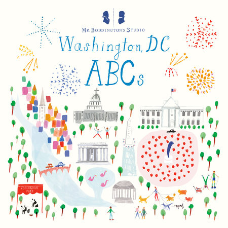 Mr. Boddington's Studio: Washington, DC ABCs by Mr. Boddington's Studio LLC