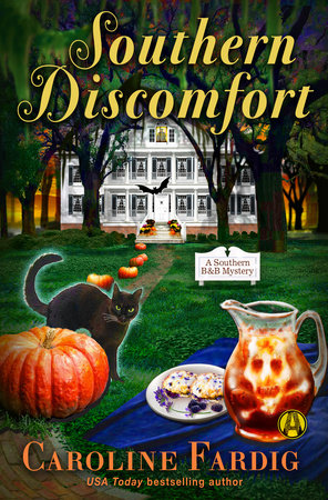 Southern Discomfort by Caroline Fardig