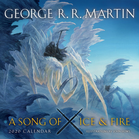 A Song of Ice and Fire 2020 Calendar
