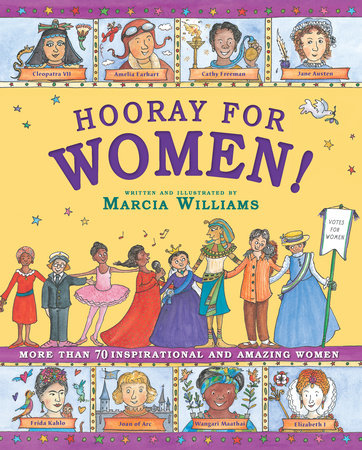 Hooray for Women! by Marcia Williams