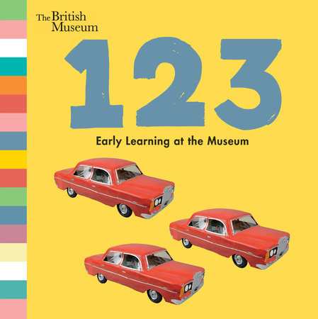 123: Early Learning at the Museum by Nosy Crow