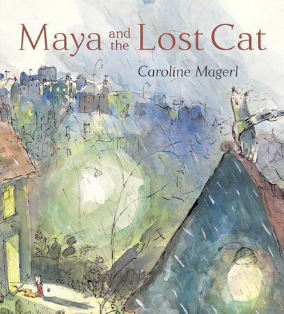 Maya and the Lost Cat by Caroline Magerl