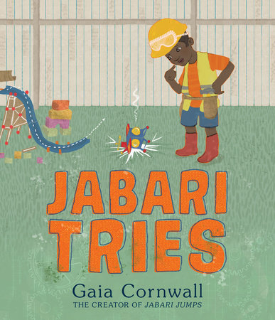 Jabari Tries by Gaia Cornwall
