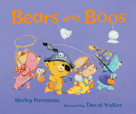 Bears and Boos by Shirley Parenteau