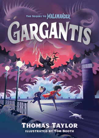 Gargantis by Thomas Taylor