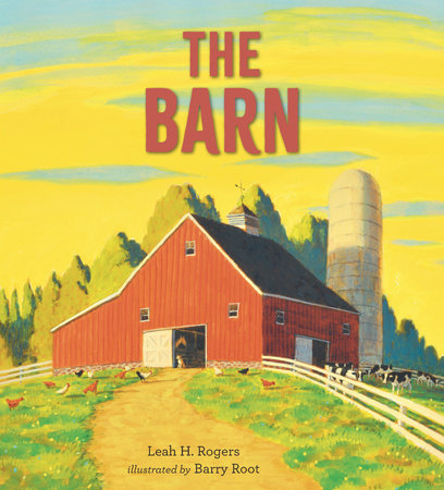 The Barn by Leah H. Rogers