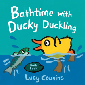 Bathtime with Ducky Duckling