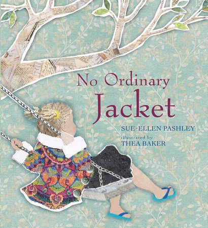 No Ordinary Jacket by Sue-Ellen Pashley