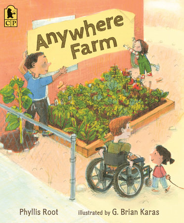 Anywhere Farm by Phyllis Root
