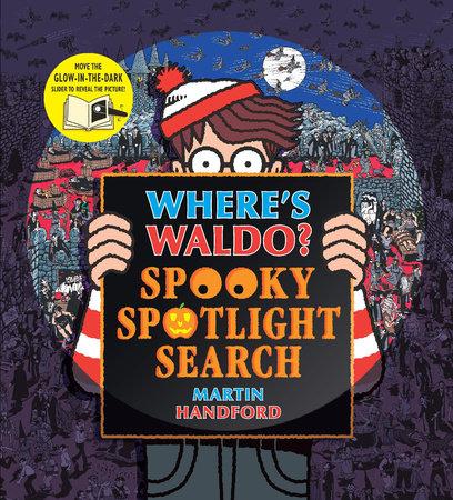 Where's Waldo? Spooky Spotlight Search by Martin Handford