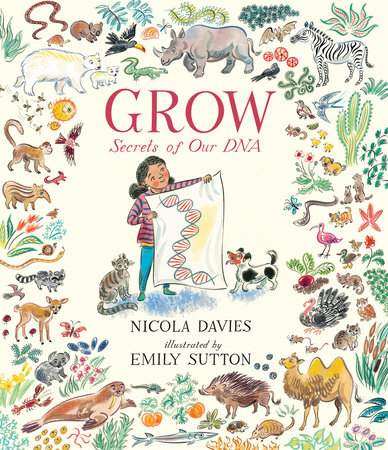 Grow by Nicola Davies