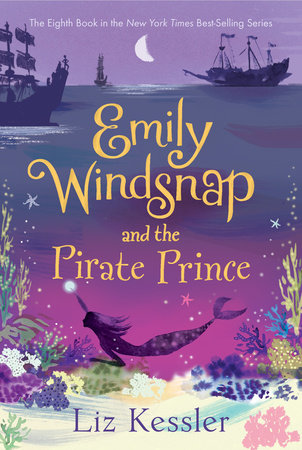 Emily Windsnap and the Pirate Prince by Liz Kessler