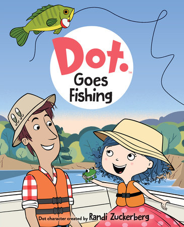 Dot Goes Fishing by Candlewick Press