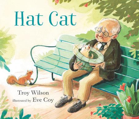Hat Cat by Troy Wilson