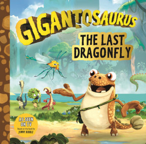 Gigantosaurus: The Last Dragonfly