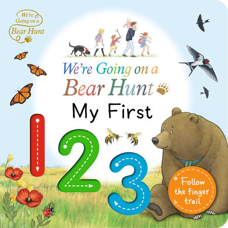 We're Going on a Bear Hunt: My First 123 by Walker Productions LTD
