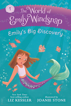 The World of Emily Windsnap: Emily's Big Discovery by Liz Kessler
