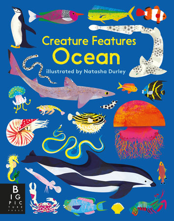 Creature Features: Ocean by Big Picture Press
