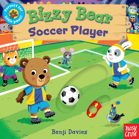 Bizzy Bear: Soccer Player