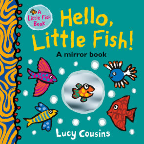 Hello, Little Fish!: A Mirror Book