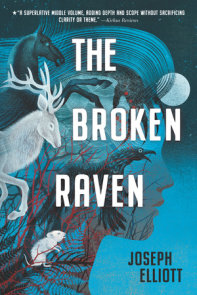 The Broken Raven (Shadow Skye, Book Two)