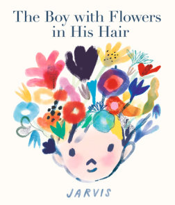 The Boy with Flowers in His Hair