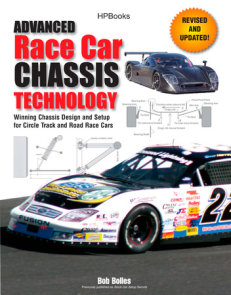 Advanced Race Car Chassis Technology HP1562