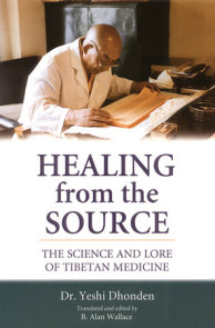 Healing from the Source