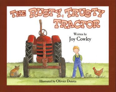 Rusty Trusty Tractor