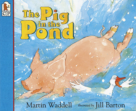 The Pig in the Pond Big Book by Martin Waddell