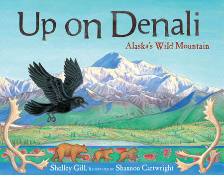Up on Denali by Shelley Gill