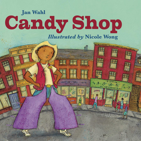 Candy Shop by Jan Wahl