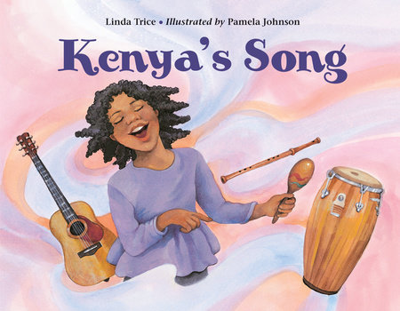 Kenya's Song by Linda Trice