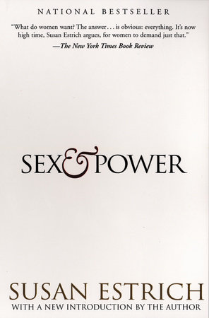 Sex & Power by Susan Estrich