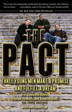 The Pact by Sampson Davis | George Jenkins | Rameck Hunt | Lisa Frazier Page