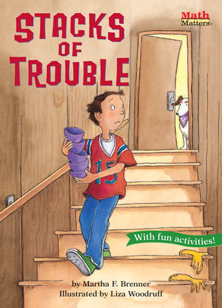 Stacks of Trouble by Martha F. Brenner
